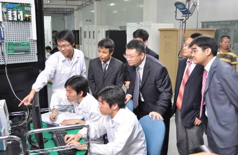 国家技术创新示范企业